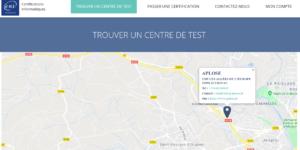 centre de test ENI juvignac